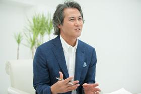 株式会社エアテックス 代表取締役 竹内慎二